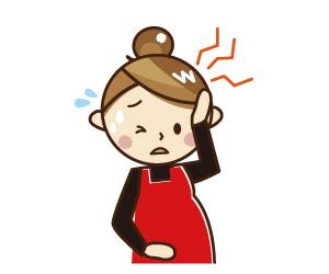 妊婦 貧血 頭痛